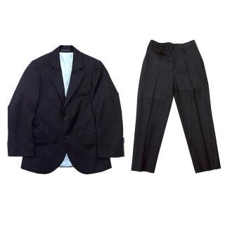 Hackett boy' black suit