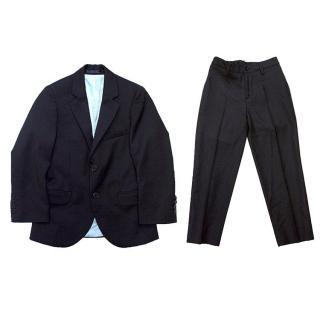 Hackett boy' black suit