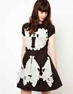 Paul & Joe Baroque Dress