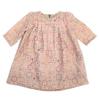 Marie Chantal floral print dress