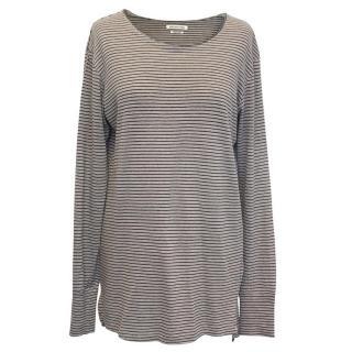 Isabel Marant Etoile Grey & Black top