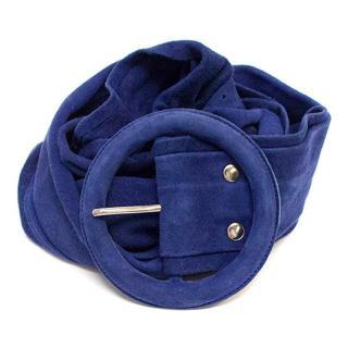 Parosh blue belt