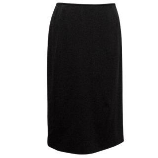 Donna Karan black skirt