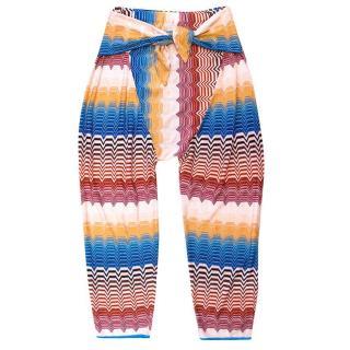 Missoni wide leg trousers