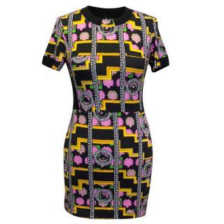 Versace Print dress