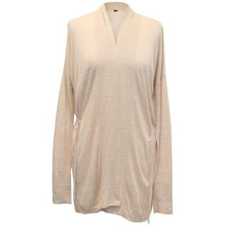 Club Monaco light beige cardigan
