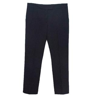 Joseph navy trousers