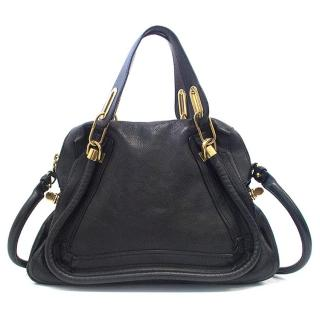 Chloe black Paraty bag