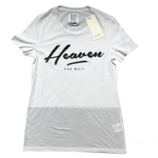 Zoe Karssen white t-shirt