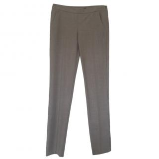 Theory wool classic trousers
