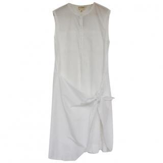 DKNY Pure White Dress
