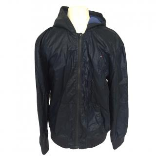 Tommy Hilfiger Navy Waterproof Robert Coat Age 16