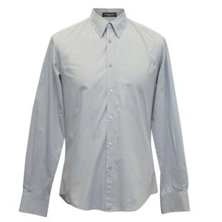 Costume National blue-grey shirt
