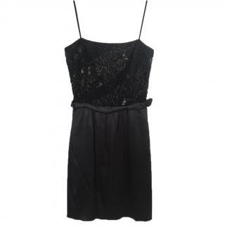 Emporio Armani black dress