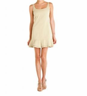 Red Valentino Beige Dress