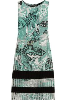 Jonathan Saunders Silk Dress