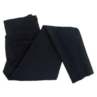 Marc Jacobs navy trousers