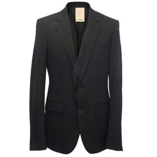 Wooyoungmi Men's black blazer