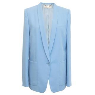 Stella McCartney Powder Blue Jacket