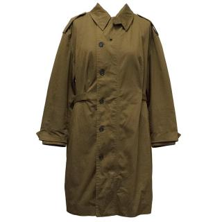 Twenty8Twelve khaki trench coat