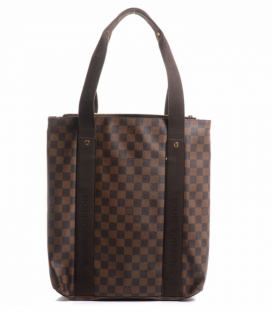 Louis Vuitton Damier Ebene Beaubourg Tote