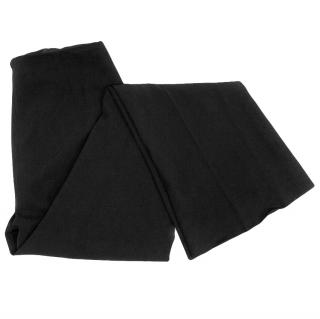 Donna Karan Black Flared Trousers