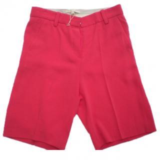 Maje Pink Summer shorts