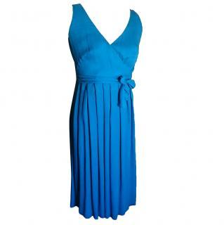 See By Chloe Silk Blue Dress