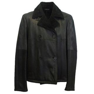 Jil Sander black men's jacket