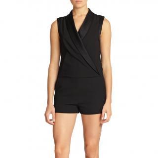 L'Agence Tuxedo Jumpsuit size 0 US