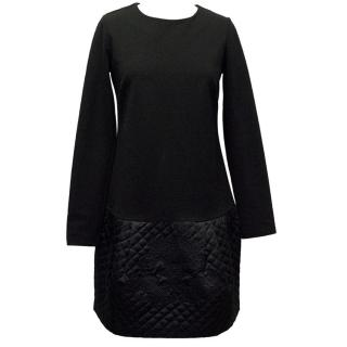 Pinko Black Long Sleeved Dress