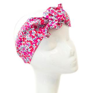 Jennifer Behr floral headband