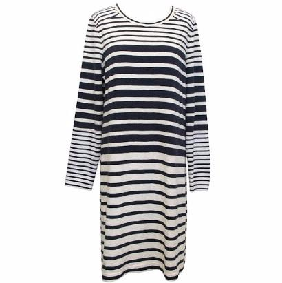 Altuzarra for J. Crew Striped Dress