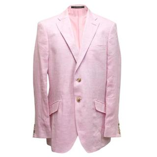 Richard James light pink blazer