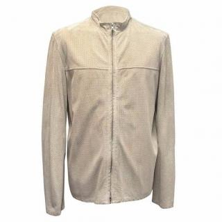 Richard James Savile Row Taupe Sports Jacket