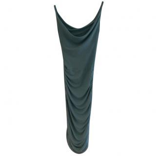 Moschino draped dress