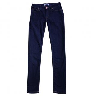 Acne skinny low-rise jeans