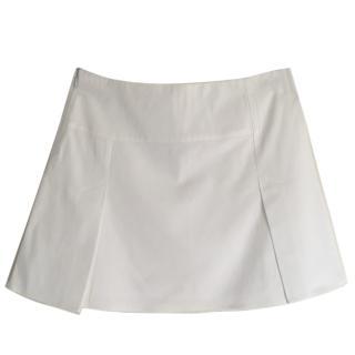 TSE White skirt