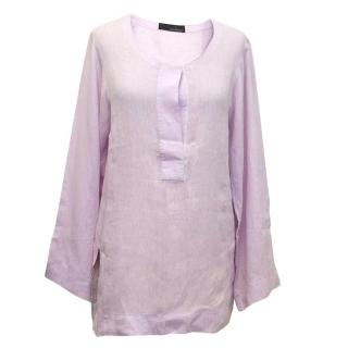 Amanda Wakeley lilac tunic