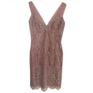 Jenny Packman sequinned mini dress
