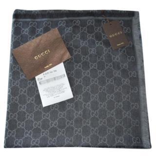 Gucci GGweb scarf