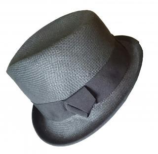 Beautiful black hat