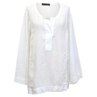 Amanda Wakeley white top
