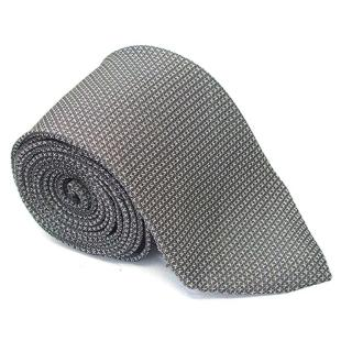 E. Marinella dark grey pattern tie