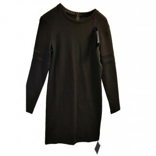 Karl Lagerfield Black Dress