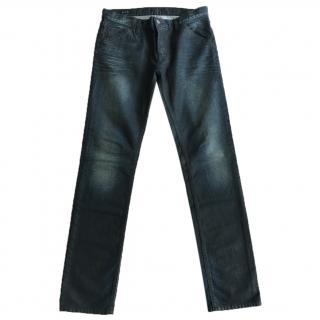 Gucci Blue Men's Skinny Jeans