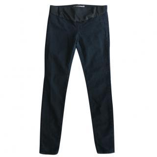 J Brand blossom super skinny maternity jeans