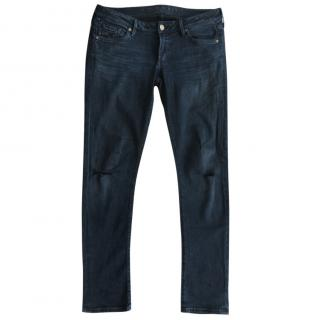 Citizens of Humanity Racer Skinny Jeans in Nocturne