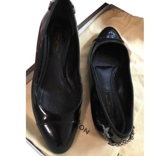 Louis Vuitton lovely flat ballerinas 36