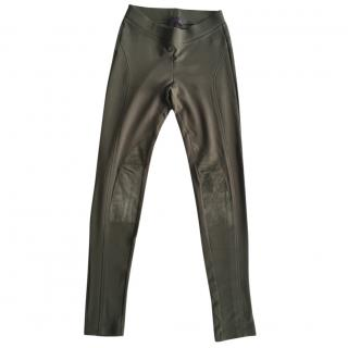Hale Bob Khaki Trousers